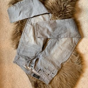 J. Crew toothpick size 26 ankle jeans